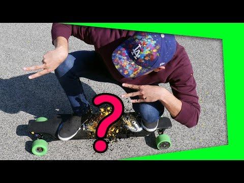Custom E Skateboard