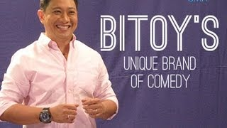Not Seen on TV: Bitoy's Unique brand of comedy