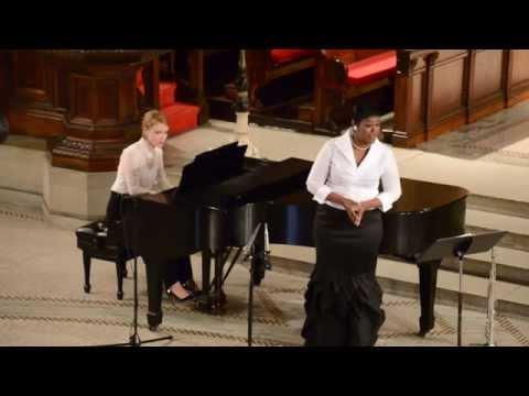 Concert Spirituals and the Black Soprano
