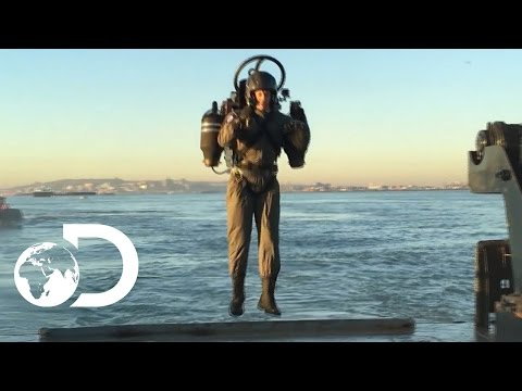 6 Steps To Make Your Own Jet Pack
