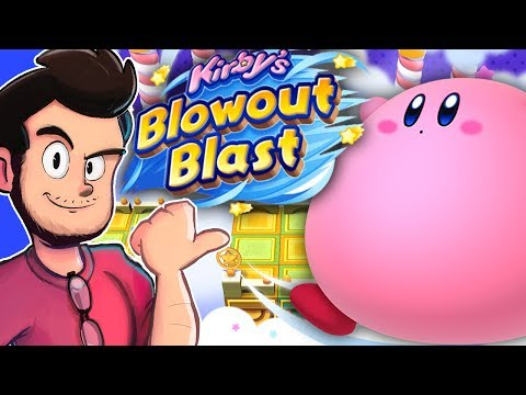 Kirby's Blowout Blast - AntDude