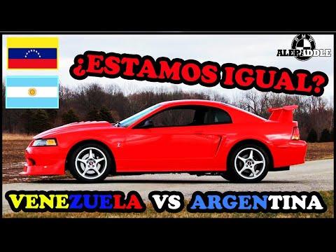 Download ARGENTINA vs VENEZUELA ¿A quien le cuesta mas comprar un auto usado?#Alepaddle