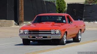 1969 Chevrolet El Camino Chevelle / Malibu High Performance