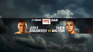 NFC 29 | JUMABEKOV VS. MALYGIN
