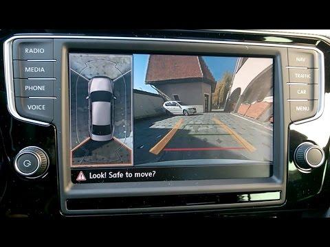 Repeat VW Touareg 7P - Rear View Camera Retrofit - VW Reversing