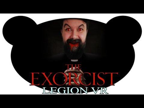 The Exorcist: Legion VR #02 - Wer artig ist bekommt auch was (Horror Gameplay Deutsch)