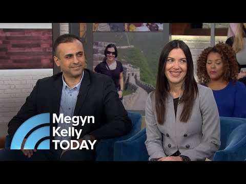 How This Couple Managed Being CIA Operatives | Megyn Kelly TODAY