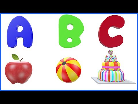 ABC Song | ABCs Video for Preschool Learning | Alphabet Sounds | ABCD Rhymes | Poems for Kids