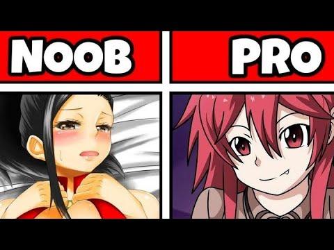 Hentai Grand Finale - Noob Vs Pro Vs Epic
