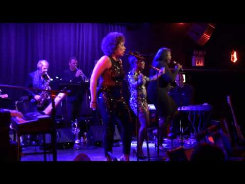 ROCKERS ON BROADWAY part 1 - 2015  with DEBBIE GIBSON
