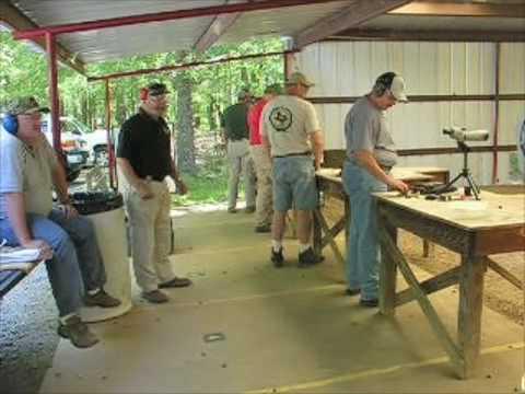 Panola County Gun Club Pistol EIC Match