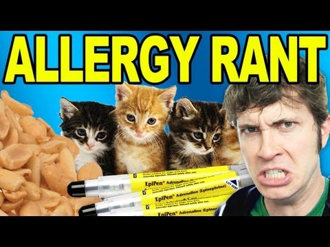 ALLERGY RANT