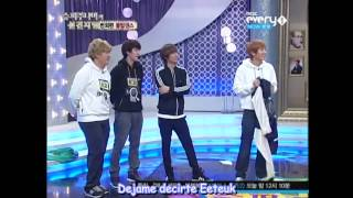 Super Junior club dance (sub español)