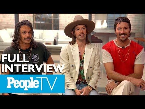 Country Trio Midland On The Release Of New Album & Upcoming Milestones | PeopleTV