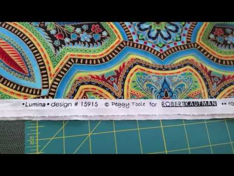 Fabric Tour. Lumina by Peggy Toole designed for Robert Kaufman