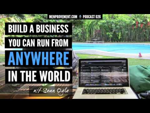 How to Build a Business You Can Run From Anywhere in The World