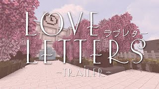 Love Letters (Minecraft Roleplay) Teaser Trailer