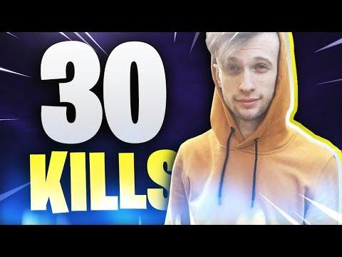 30 KILLS! SOLO vs SQUAD DE NUEVO! | zEkO