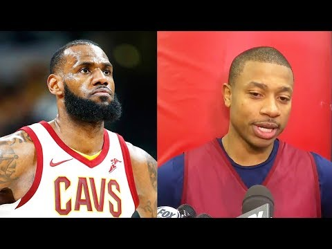 "Isaiah Thomas CALLS OUT LeBron James and the Cavaliers ""LOSING IS UNACCEPTABLE!!!"""