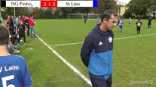 Tsg pasing-sv laim (d1) 29.september ...