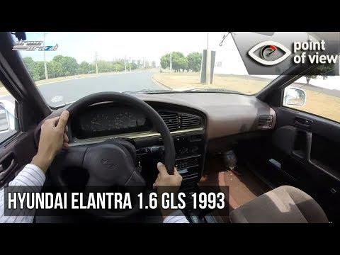 Hyundai Elantra GLS 1993 - POV