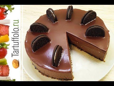 УКРАШЕНИЕ БЛЮД 32 Оригинальные десерты, торты без выпечки
