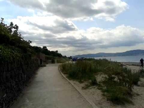 Holywood-Bangor coastal path June 2014