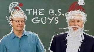 Does Santa Make Us Selfish?   The Behavioral Science Guys