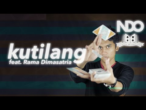 Kutilang Tutorial (The New Deck Order Premium Cardistry Tutorial)