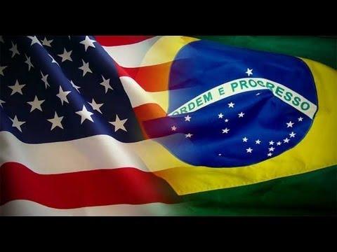 EUA 1 X 4 Brasil - Amistoso Internacional 30-05-2012 - Jogo Completo