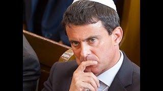 Jean Pierre Mélia : Valls change d'opinion vis à vis du peuple israélien ...