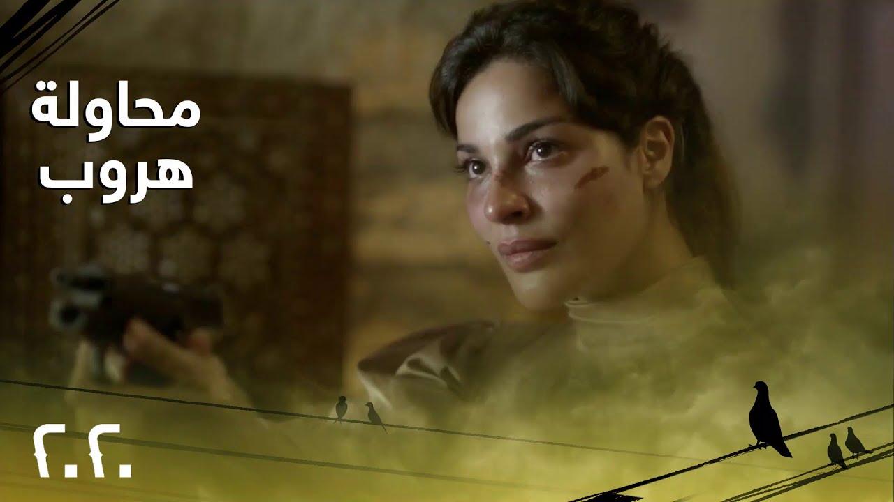 الحلقة 25| مسلسل 2020| رغم مهاراتها القويّة هكذا أُفسدت خطة نادين نجيم بالهروب