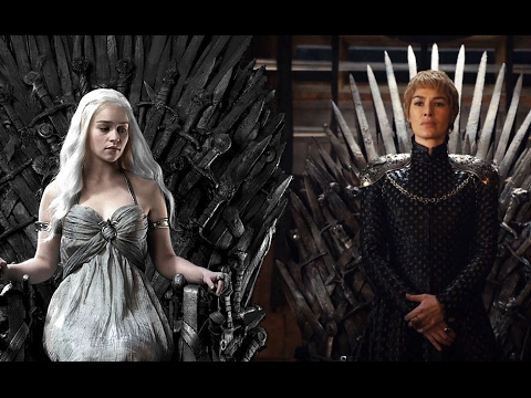 Girls in Game of Thrones Season 7. Why they can't just get along ?