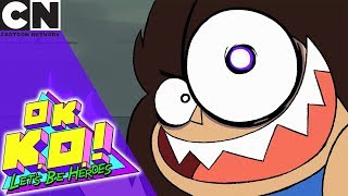 Download OK K.O.! | Epic TKO Battle Against Boxmores Baby | Cartoon Network