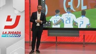A ras del césped: Jugada de Brasil contra Bolivia | La Jugada del Verano
