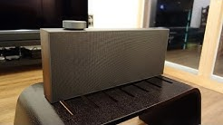 Samsung AKG VL5 (VL550) review - A superb wireless speaker for the home - By TotallydubbedHD