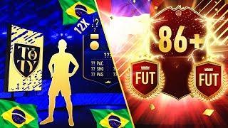 Mój NAJLEPSZY CZERWONY TRAF! - NAJWIĘKSZY OPENING | FIFA 20
