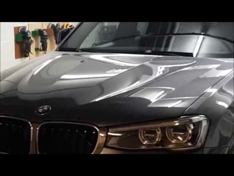BMW X3 by MS Detailing and Soft 99 Fusso Coat 12 months