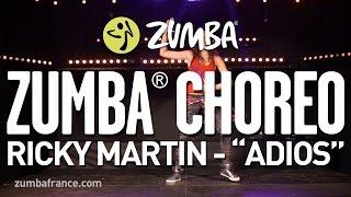 """Ricky Martin - """"Adiós"""" / Zumba® choreo by Alix"""