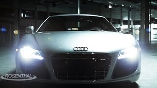 Audi R8 V10: A love Story