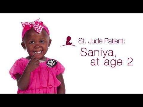 St. Jude Patient Story: Saniya