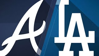 7/21/17: Garcia, Flowers power Braves to 12-3 victory