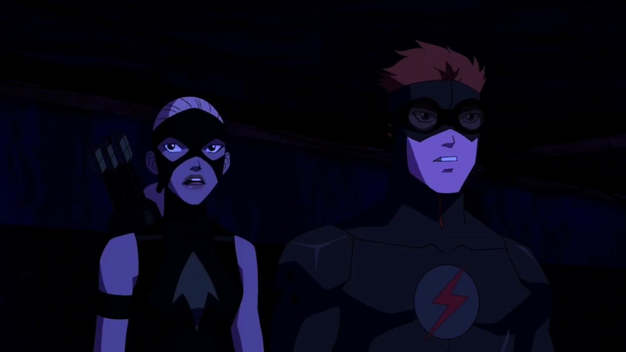 Young Justice The Brain | Zako Young Ju...
