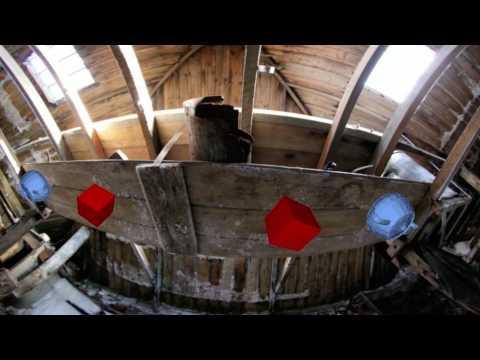 Mawson's Hut 360VR Matchmoved Camera Dolly