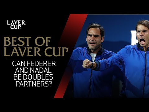Will Federer and Nadal work as a doubles team? | Laver Cup 2017