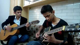 Teri Yaad by Jal - AZ Cover