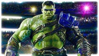 THOR RAGNAROK Hulk Smash Movie Clip (2017) Marvel Superhero Movie HD