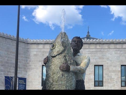 When a Man Loves a Fish - Carpetblog 6/24/17