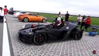 2018 ktm x bow.  2018 ktm xbow rr in action on track 2018 ktm x bow