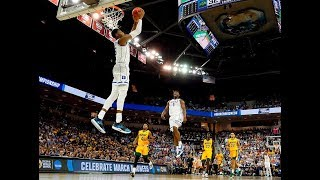 Every Duke dunk from first round NCAA tournament win